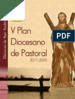 V Plan Diocesano de Pastoral