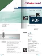 Lathe CNC System