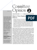 acog committeeopinion340