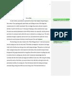 daniel bollinger- feedback ra