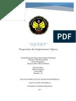 makalah jQuery