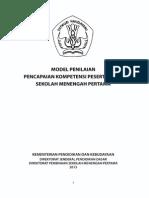 BOOK Model Penilaian