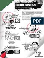 Infografia UNICONGRESISTAS