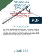 Antena Log Periodica