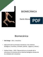 Biomecnica I PARTE