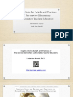 arnold research presentation
