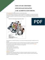 Sistema de Alimentacion Diesel
