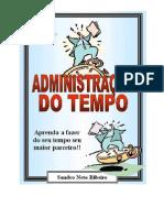curso administração de tempo