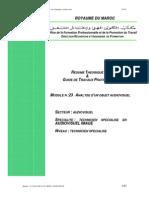 M23 Analyse D'un Objet Audiovisuel