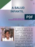 La Salud Infantil