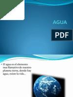 Agua Bioquimica Del Agua.