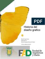 Investigacion Historia del diseño- Raziel Lopez Lara
