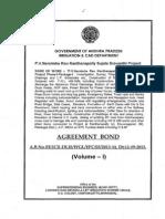 Kanthanapally Agreement Vol-i, II, III & IV