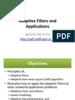 10 Adaptive Filter