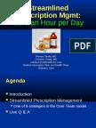 ACP Prescription - Full Slide Set for 5.7.13