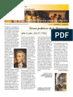 Chacón, Carmen. Textos políticos de la Ilustración.
