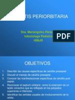 Celulitis Periorbitaria