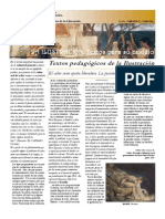 CHACON, Carmen E. Textos pedagógicos de la ilustración