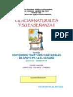 Antologia Ciencias Naturales II