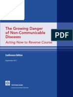 The Growing Danger