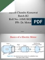 Basics of Electric Motors