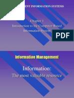 Part 1 - Sistem Informasi Manajemen