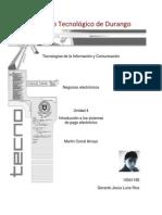 Introducción a los sistemas de pago electrónicos