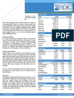 Special Report by Epic Research 3 December 2013