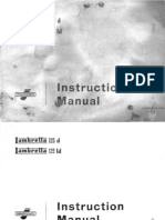 Instuction Manual LD D 125