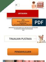 URTIKARIA slide