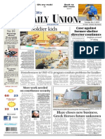 The Daily Union December 03, 2013