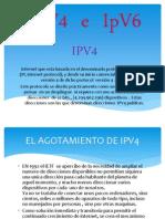 IpV4  e  IpV6