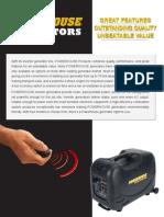 Powerhouse Pro Series Brochure English