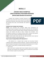 Modul Kerangka Akuntansi Dan Pelaporan