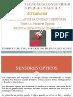 Sensores Opticos