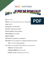 Sunt un pui de românaș idocx