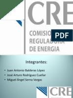 Comisión Reguladora de energia