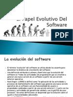 1.2 El Papel Evolutivo Del Software