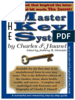 The Master Key System _charles f. Haanel