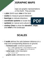 Topographic Map Method