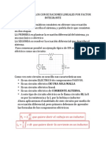 Factor Integrante 2