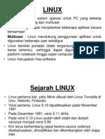 Cara Instal Linux