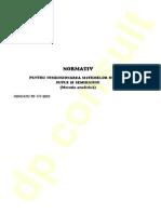 PD 177 - 2001 Dimensionare Sisteme Rutiere Suple Si Semirigide