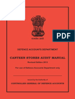 Audit Manual Csd