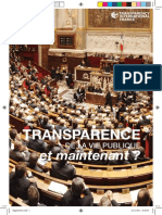 Rapport Transparency France 2013-VF