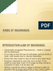 2 a Kinds of Insurances