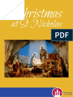 Christmas at St Nicholas Cathedral 2013