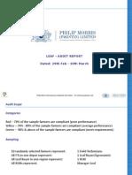 3rd Audit Report