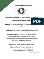 Estancia de Estudio y Desarrollo Profesional III