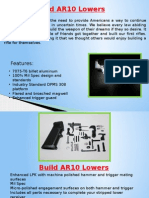 Build AR15 Lowers